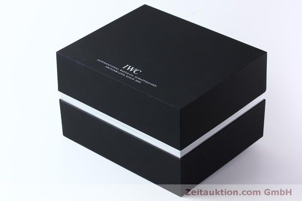 Used luxury watch IWC Ingenieur steel automatic Kal. 30110 Ref. 3239  | 151954 06
