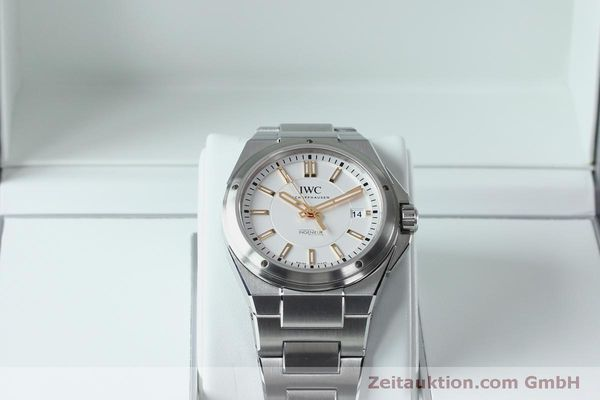 Used luxury watch IWC Ingenieur steel automatic Kal. 30110 Ref. 3239  | 151954 07