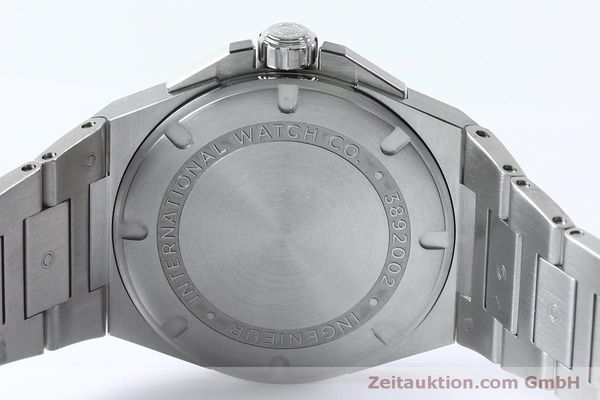 Used luxury watch IWC Ingenieur steel automatic Kal. 30110 Ref. 3239  | 151954 11
