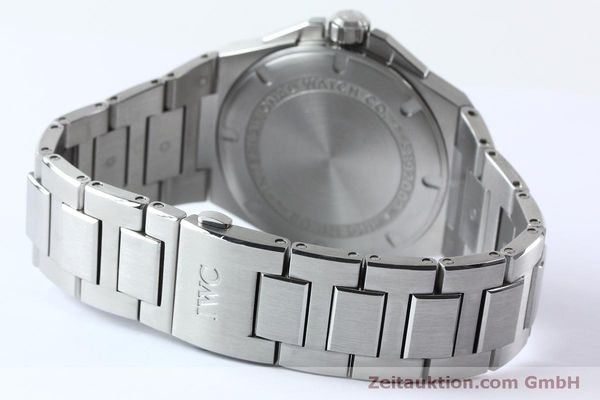Used luxury watch IWC Ingenieur steel automatic Kal. 30110 Ref. 3239  | 151954 14