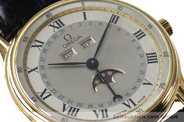 Used luxury watch Omega * 18 ct gold automatic Kal. 715 Ref. 156.003  | 151963 02