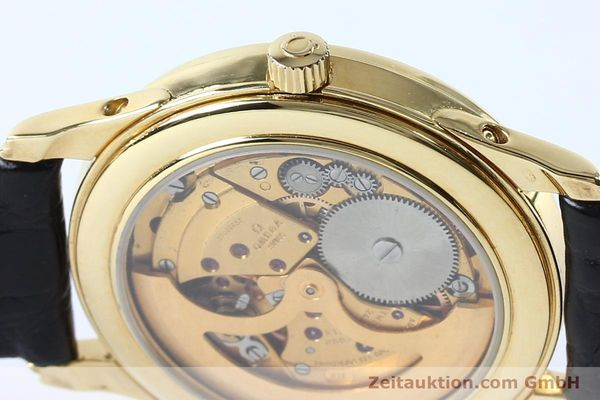 Used luxury watch Omega * 18 ct gold automatic Kal. 715 Ref. 156.003  | 151963 08