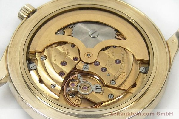 Used luxury watch Omega * 18 ct gold automatic Kal. 715 Ref. 156.003  | 151963 09