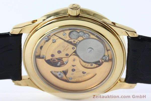 Used luxury watch Omega * 18 ct gold automatic Kal. 715 Ref. 156.003  | 151963 10
