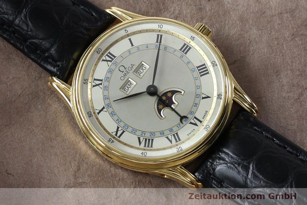 Used luxury watch Omega * 18 ct gold automatic Kal. 715 Ref. 156.003  | 151963 12