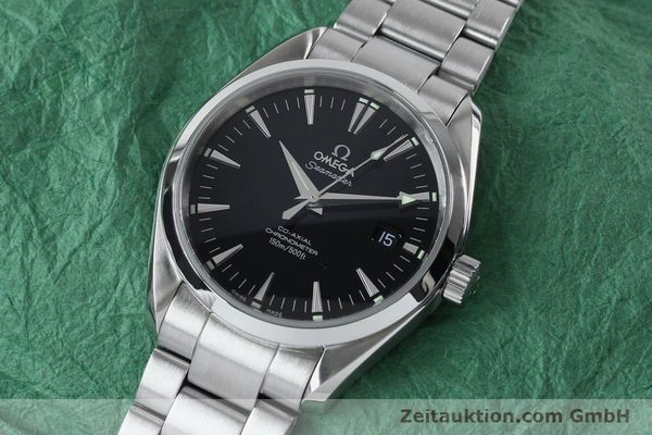 Used luxury watch Omega Seamaster steel automatic Kal. 2500B  | 151964 01