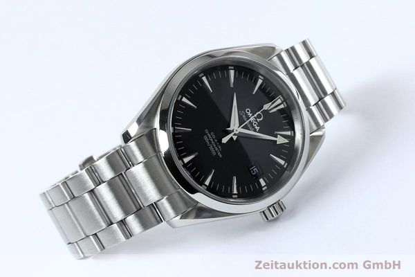 Used luxury watch Omega Seamaster steel automatic Kal. 2500B  | 151964 03
