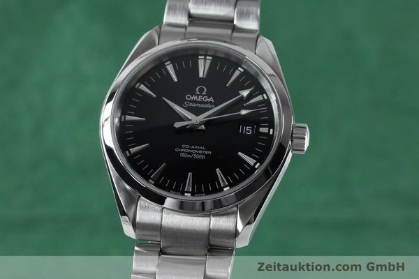 Used luxury watch Omega Seamaster steel automatic Kal. 2500B  | 151964 04