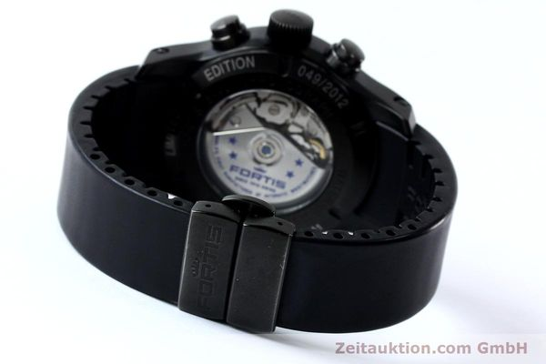 Used luxury watch Fortis B-42 chronograph steel automatic Kal. ETA 7750 Ref. 656.18.141 LIMITED EDITION | 151966 14