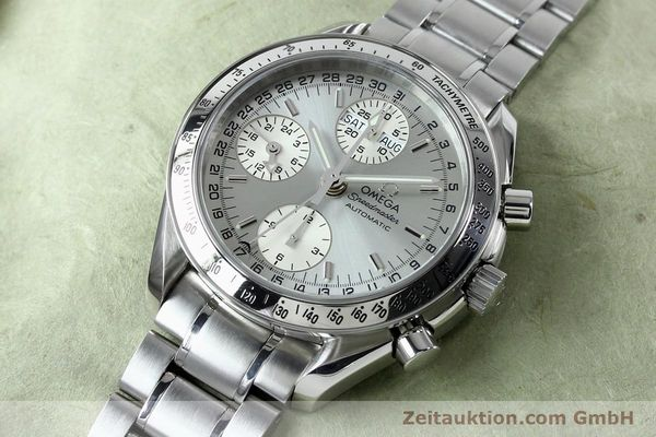 Used luxury watch Omega Speedmaster chronograph steel automatic Kal. 1151  | 151969 01