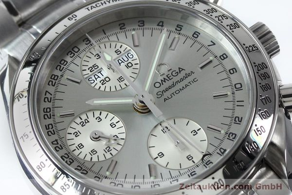 Used luxury watch Omega Speedmaster chronograph steel automatic Kal. 1151  | 151969 02