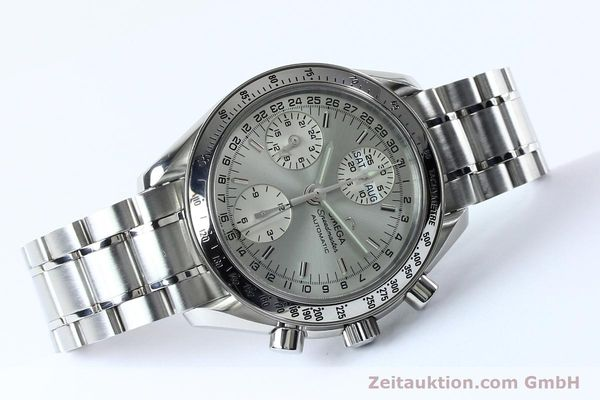Used luxury watch Omega Speedmaster chronograph steel automatic Kal. 1151  | 151969 03