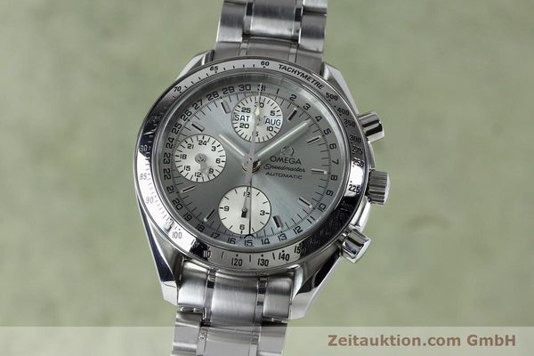 Used luxury watch Omega Speedmaster chronograph steel automatic Kal. 1151  | 151969 04