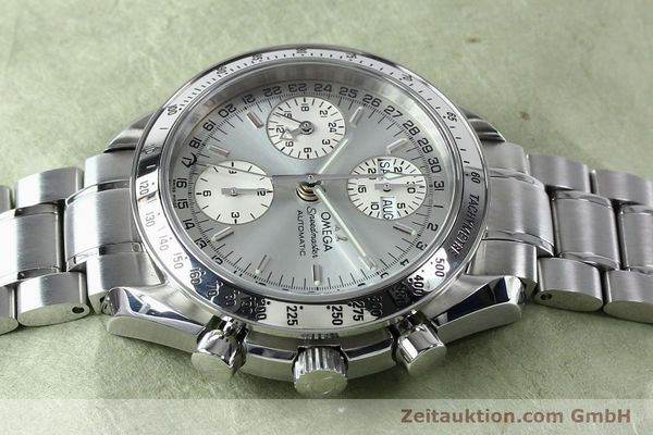 Used luxury watch Omega Speedmaster chronograph steel automatic Kal. 1151  | 151969 05