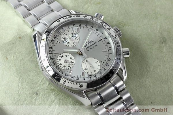 Used luxury watch Omega Speedmaster chronograph steel automatic Kal. 1151  | 151969 16