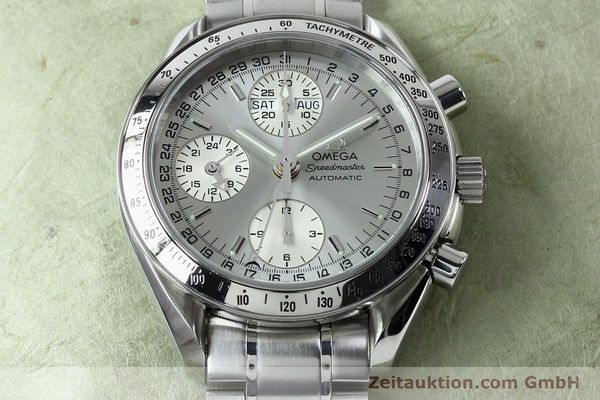 Used luxury watch Omega Speedmaster chronograph steel automatic Kal. 1151  | 151969 17