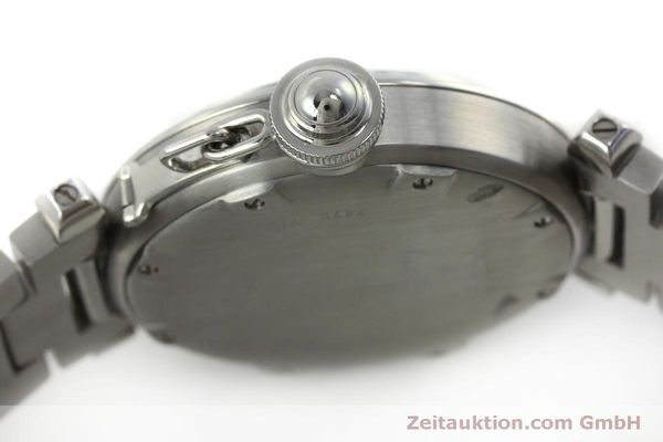 Used luxury watch Cartier Pasha steel automatic Kal. 052 ETA 2892A2  | 151975 08