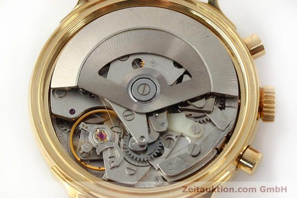 Used luxury watch Chronoswiss A. Rochat chronograph gold-plated automatic Kal. Val 7750 Ref. 77.500  | 151986 09
