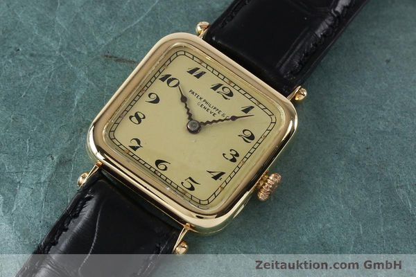Used luxury watch Patek Philippe * 18 ct gold manual winding Ref. 284653 VINTAGE  | 151988 01