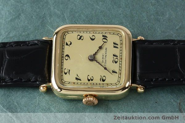 Used luxury watch Patek Philippe * 18 ct gold manual winding Ref. 284653 VINTAGE  | 151988 05
