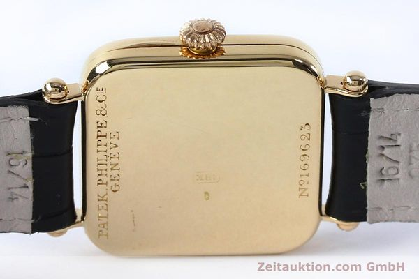 Used luxury watch Patek Philippe * 18 ct gold manual winding Ref. 284653 VINTAGE  | 151988 11