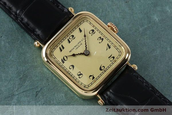 Used luxury watch Patek Philippe * 18 ct gold manual winding Ref. 284653 VINTAGE  | 151988 13
