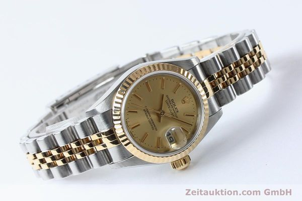 Used luxury watch Rolex Lady Datejust steel / gold automatic Kal. 2135 Ref. 69173  | 151994 03