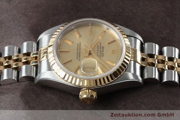 Used luxury watch Rolex Lady Datejust steel / gold automatic Kal. 2135 Ref. 69173  | 151994 05