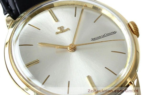 Used luxury watch Jaeger Le Coultre * 18 ct gold manual winding Kal. 819/C Ref. E952 VINTAGE  | 151995 02