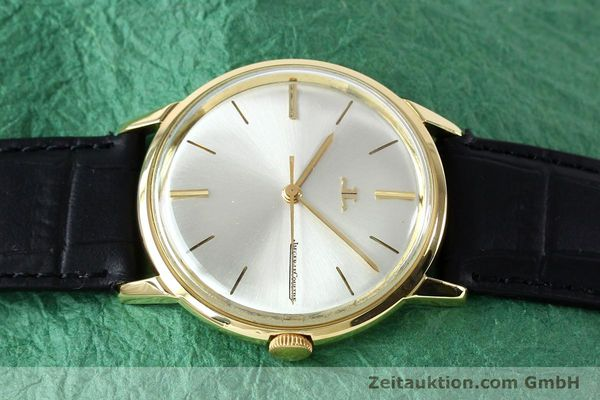 Used luxury watch Jaeger Le Coultre * 18 ct gold manual winding Kal. 819/C Ref. E952 VINTAGE  | 151995 05