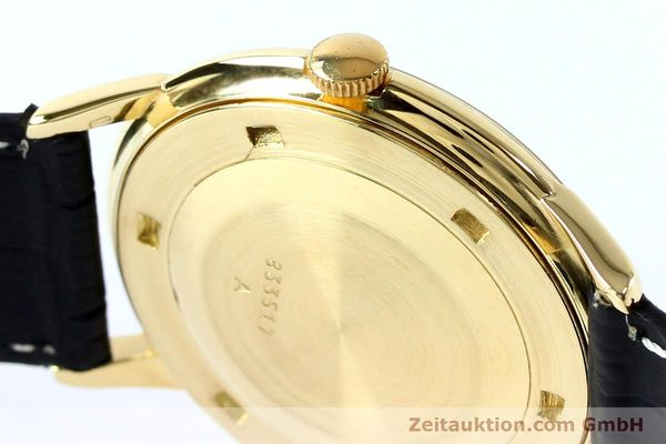 Used luxury watch Jaeger Le Coultre * 18 ct gold manual winding Kal. 819/C Ref. E952 VINTAGE  | 151995 08
