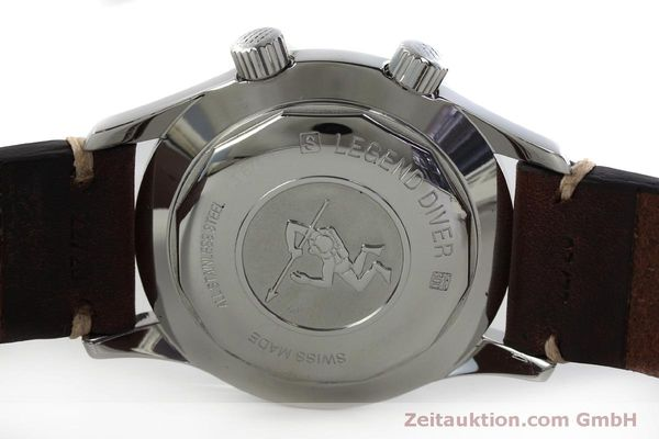 Used luxury watch Longines Legend Diver steel automatic Kal. L633.5 ETA 2824-2 Ref. L3.674.4  | 152007 09