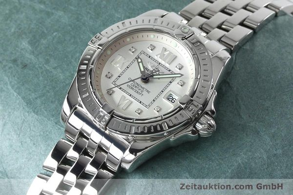 Used luxury watch Breitling Cockpit steel quartz Kal. B71 ETA 956652 Ref. A71356  | 152012 01
