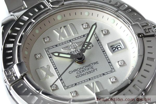 Used luxury watch Breitling Cockpit steel quartz Kal. B71 ETA 956652 Ref. A71356  | 152012 02