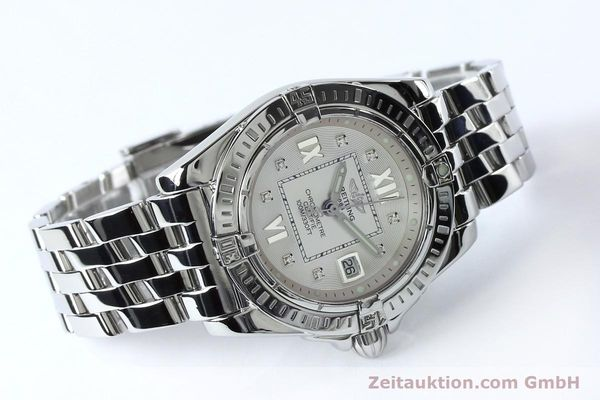 Used luxury watch Breitling Cockpit steel quartz Kal. B71 ETA 956652 Ref. A71356  | 152012 03