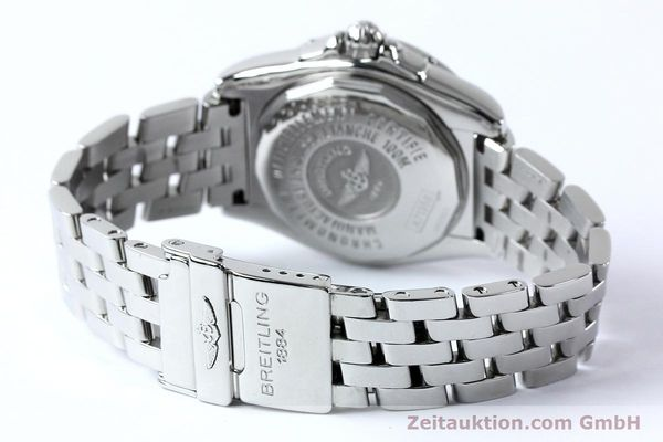 Used luxury watch Breitling Cockpit steel quartz Kal. B71 ETA 956652 Ref. A71356  | 152012 14