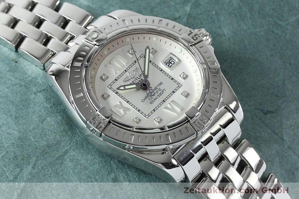 Used luxury watch Breitling Cockpit steel quartz Kal. B71 ETA 956652 Ref. A71356  | 152012 15