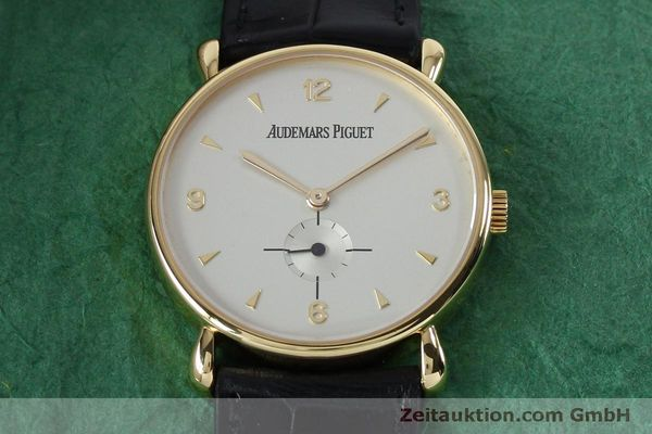 Used luxury watch Audemars Piguet * 18 ct gold manual winding Kal. 2085  | 152015 14