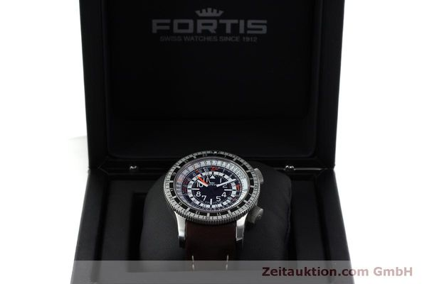 Used luxury watch Fortis B-47 steel automatic Ref. 666.10.148 LIMITED EDITION | 152026 07
