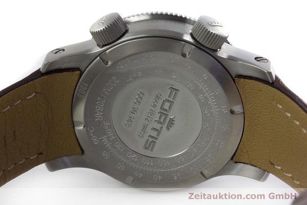 Used luxury watch Fortis B-47 steel automatic Ref. 666.10.148 LIMITED EDITION | 152026 08