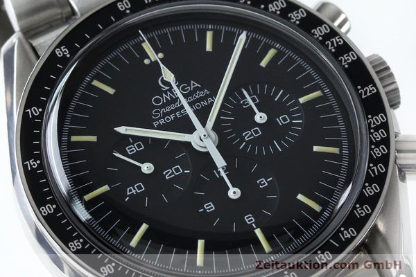 Used luxury watch Omega Speedmaster chronograph steel manual winding Kal. 861  | 152027 02