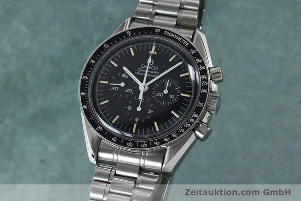 Used luxury watch Omega Speedmaster chronograph steel manual winding Kal. 861  | 152027 04