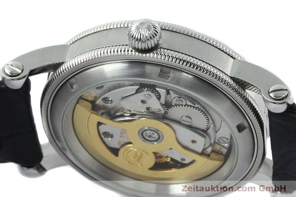 montre de luxe d occasion Chronoswiss Regulateur acier automatique Kal. 122 Ref. CH1223  | 152028 08