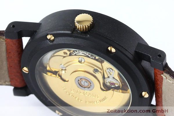 reloj de lujo usados Bvlgari International Edition carbon / oro automático Kal. ETA 2824-2 LIMITED EDITION | 152029 08