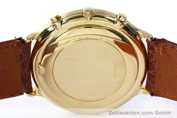 Used luxury watch Audemars Piguet * chronograph 18 ct gold automatic Kal. 2126  | 152033 10