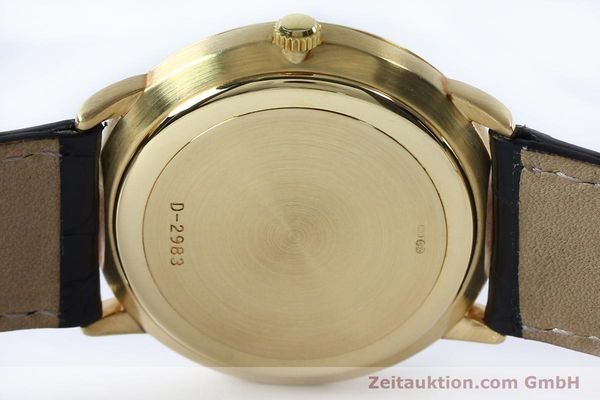 Used luxury watch Audemars Piguet Dual Time 18 ct gold automatic Kal. 2129  | 152034 09