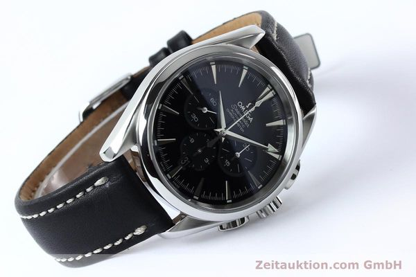 Used luxury watch Omega Seamaster chronograph steel automatic Kal. 3301A  | 152047 03