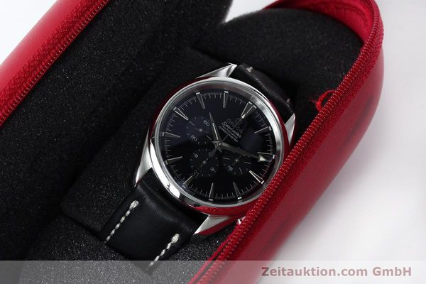 Used luxury watch Omega Seamaster chronograph steel automatic Kal. 3301A  | 152047 07