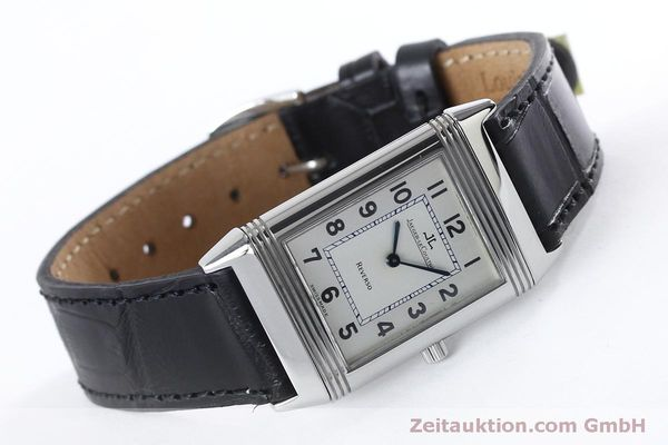 Used luxury watch Jaeger Le Coultre Reverso steel manual winding Kal. 646/1 Ref. 250.8.86  | 152062 03