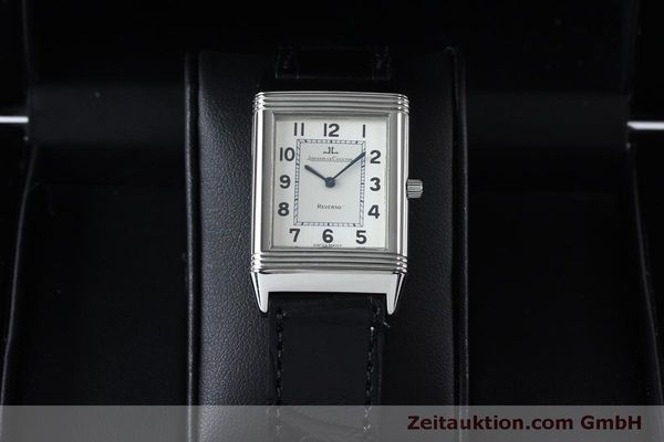 Used luxury watch Jaeger Le Coultre Reverso steel manual winding Kal. 646/1 Ref. 250.8.86  | 152062 07